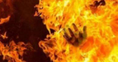 মুন্সীগঞ্জে আগুনে পুড়ে শিশুর মৃত্যু, দগ্ধ মা-বোন